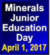Minerals Junior Education Day